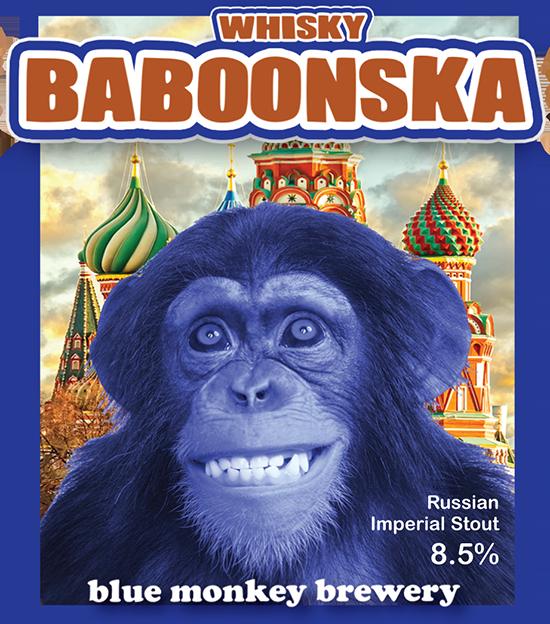 Whisky Baboonska For 3 Pack
